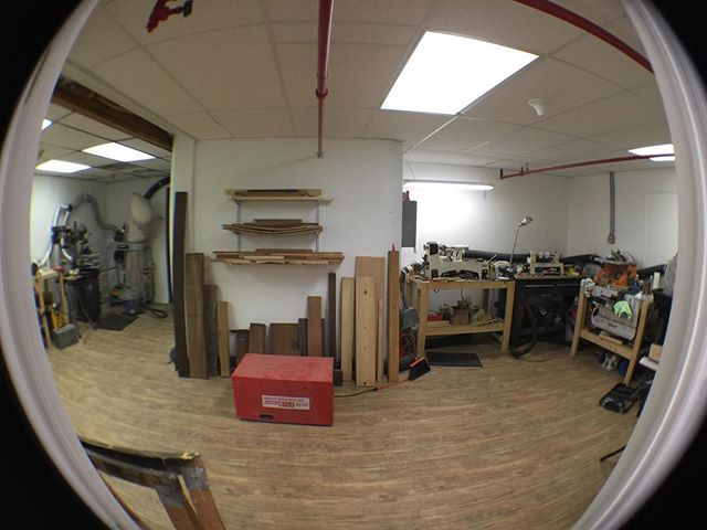 Backroom fisheye