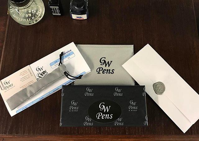 GW Pens Box Contents